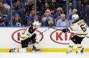 Brandon Carlo Re-Signs With Boston Bruins