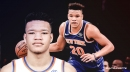 Kevin Knox declares Knicks 'a totally different team than last year'
