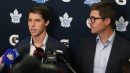 Why didn't the Maple Leafs go with a short-term deal with Mitch Marner?