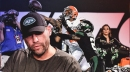 Jets coach Adam Gase reacts to Week 2 blowout loss to Browns