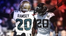 Jaguars' Jalen Ramsey says there 'ain't no argument' about being the best CB in the NFL