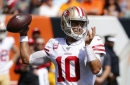 FANTASY PLAYS: QBs to add include Winston, Garoppolo
