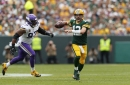 Packers find rhythm with play-action game against Vikings with room to improve