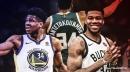 ESPN's Ramona Shelburne claims Warriors are a 'big threat' for Bucks' Giannis Antetokounmpo