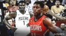 Pelicans' Jrue Holiday impressed with Zion Williamson's touch around the basket