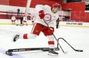 Detroit Red Wings vs. Chicago Blackhawks: Live scoring updates