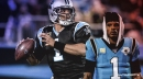 Panthers QB Kyle Allen will start for Carolina if Cam Newton can't go in Week 3