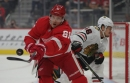 Detroit Red Wings vs. Chicago Blackhawks: Photos from game