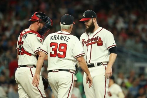 Comeback bid falls short for Braves in 5-4 loss to Phillies