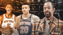 Knicks news: Walt Frazier thinks the pressure is on for Kevin Knox, RJ Barrett to compete for starting spots