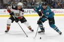 Highs and lows from Sharks' preseason opener vs. Ducks