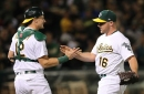 Takeaways from A's 2-1 win over Kansas City Royals
