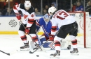 Preseason Game Preview: The New Jersey Devils at the New York Rangers
