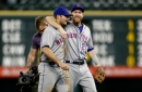 Mets roll past Rockies behind seven shutout innings from Stroman and three sixth inning homers