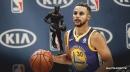 Warriors' Stephen Curry sets third MVP award as a goal