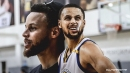 Warriors' Stephen Curry wants to be smart about his minutes in upcoming season