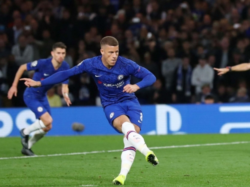 Ross Barkley penalty: Chelsea midfielder vows to step up again despite miss against Valencia