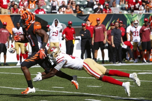 Film Room: Big plays are all the Bengals have offensively