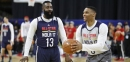 NBA Rumors: James Harden Talks About Russell Westbrook And His Goal To Win 'Multiple Championships'