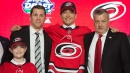 Hurricanes sign first-round pick Ryan Suzuki to entry-level contract