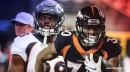Broncos RBs Phillip Lindsay, Royce Freeman are content with splitting carries