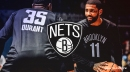 Arrival of Kevin Durant, Kyrie Irving impacting Nets' ticket sales, sponsorships and suite sales
