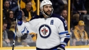 Byfuglien uncertainty puts more pressure on thin Jets blue line