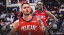 JJ Redick wanted to play with Jrue Holiday despite not having a pre-existing relationship with him