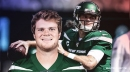 Jets QB Sam Darnold confident that he'll be ready for Week 5 game vs. Eagles