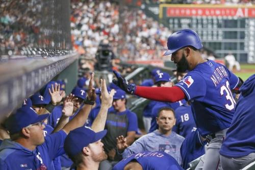 Game 153 Game Day Thread - Texas Rangers @ Houston Astros
