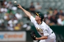 Athletics walk off in the 11th inning to claim series against Kansas City Royals