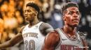 Knicks' Dennis Smith Jr. wants to help RJ Barrett win Rookie of the Year