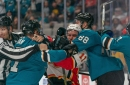 Sharks at Flames Preseason: Rosters, gamethread, and where to watch