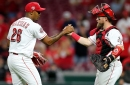 Despite 11 losses, Cincinnati Reds' David Bell sees positives in Raisel Iglesias' year