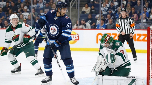 Andrew Copp and Sami Niku lead Jets past Wild in pre-season tilt