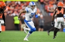 Detroit Lions' Ty Johnson not worried about bigger workload: 'Whatever I'm told to do'