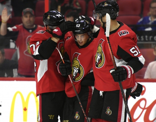 Senators Beat Maple Leafs on Tkachuk's Late Empty-Net Winner