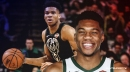 Bucks not concerned about rumors involving Giannis Antetokounmpo, Warriors