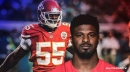 Dee Ford misses 49ers Wednesday practice: 'He's still hurting today'