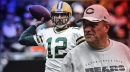 Packers' Aaron Rodgers deciphers Vic Fangio's upcoming defense