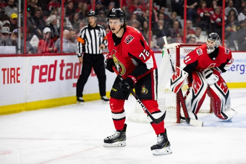 Ottawa Senators Sign Thomas Chabot To Eight Year Extension
