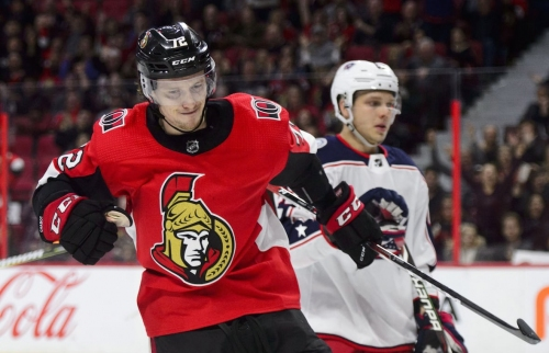 Senators sign star defenceman Thomas Chabot to 8-year, $64M contract extension