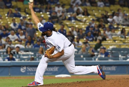 Kenley Jansen, Dodgers Maintain Closer Is Still On Right Path After Blown Save To Rays