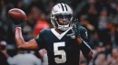 Seahawks not concerned with mysterious Saints quarterback choice