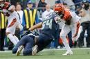 PFF: Cincinnati Bengals wide receiver John Ross' NFL Week 1 breakout bodes well for future