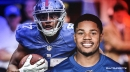 Giants WR Sterling Shepard should be in the lineup on Sunday