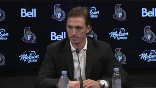 Chabot ready to build something with the Senators