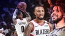 Damian Lillard claims he's the J. Cole of the NBA