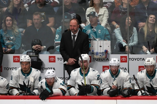 San Jose Sharks, Peter DeBoer and Very Wrong Answers