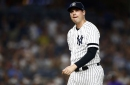 Why has Adam Ottavino struggled for the Yankees of late?